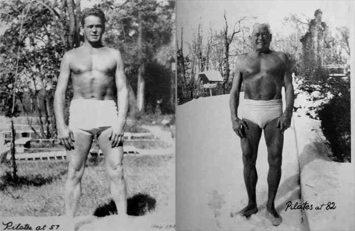 JosephPilates at Age 57 and Age 82