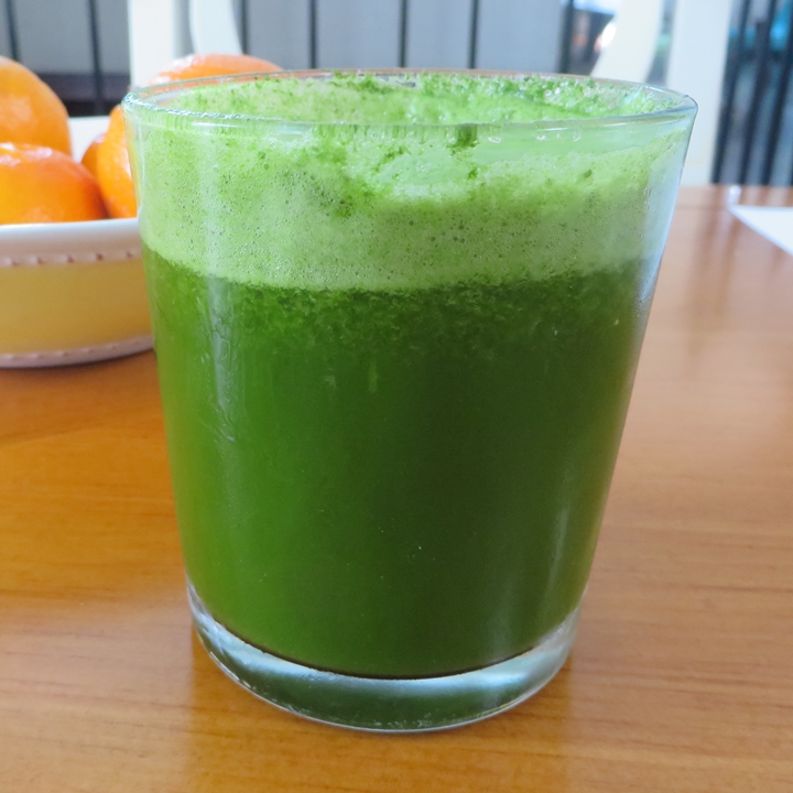 Juicing for Pilates